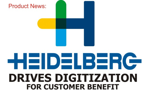 Product: News HEIDELBERG DRIVES DIGITIZATION FOR CUSTOMER BENEFIT