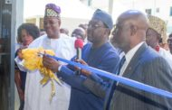 A N4 BILLION NAIRA WORTH OF PRINTING EQUIPMENT WAS COMMISSIONED BY LAGOS STATE PRINTING CORPORATION